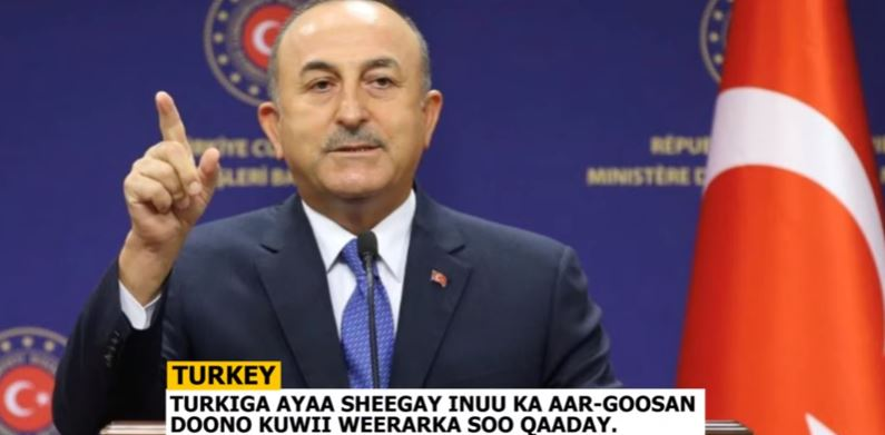 Turkiga Oo Sheegay Inuu Burburin Doono Cadowgiisa Soohdinta Suuriya Ee Kooxda YPG.