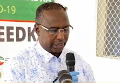 Gudaha:-Somaliland Oo shaacisay Kiisas Hor Leh Oo Laga Helay Xanuunka Samaynta Ku dunida Covid19