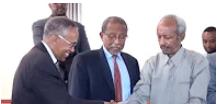 Hargeisa:-Somaliland Oo Ku Dhawaaqdey In Heshiiskii Khaatumo Uu Soo Dhamaadey+Arimaha Lagu Heshiiyay.