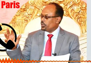 Axmed Saleebaan dhuxul oo ayaan daro ku tilmaaamay inay diyaarad Ethiopia wali timaado dalka