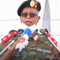 Daawo:Taliyaha Ciidanka Qaranka Somaliland Nuux Taani Oo ka Hadlay 18May Oo Ay Maanta Dhoolatus ka sameeyeen.