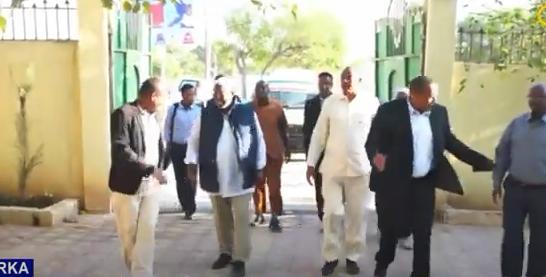 Wasiiro Safar Shaqo Ku Tagay Magaalada Gabiley+Sababta