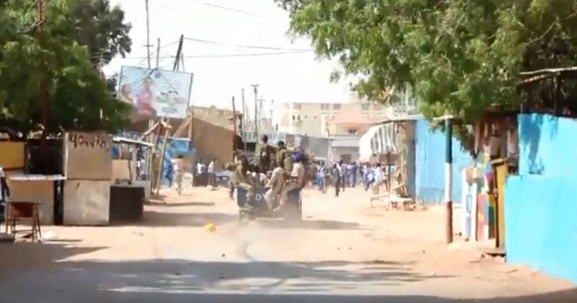 Deg Deg Mudaharaad Ka Dhacay Burco Iyo Maamulka Gobolka Oo Ka Hadlay