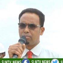 Wajaale:-Agasimaha Guud Ee Wasaarada Biyaha Somaliland Oo Kormeer Ku Tagay Mashrruca Biyo Galinta Tog Wajaale.