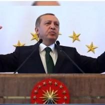 Turkiga:-Madaxweynaha Turkiga Ordagan Oo Olalihiisa Doorashada Ka Bilaabey Dalalka Dibadiisa