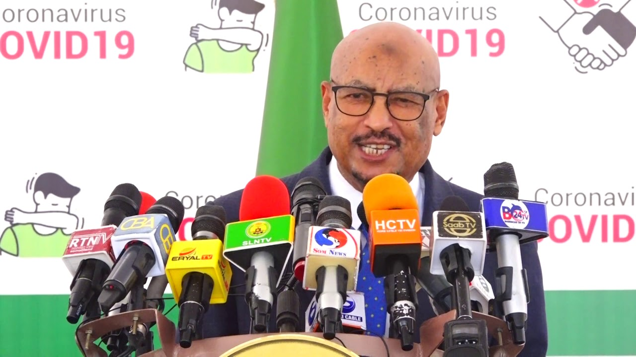 Gudoomiyaha Xisbiga UCID Oo Si Adag Uga Jawaabay Hadalo Kasoo Yeedhay Golaha Wakiilada Somaliland