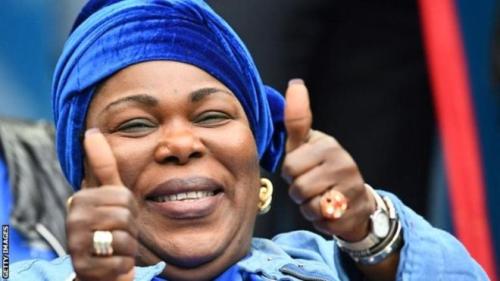 Guinea:-Ciyaartoyga Paul Pogba Hooyadii Oo Xil Loo Magacaabay