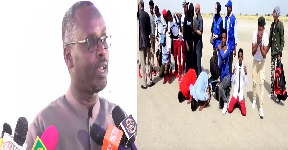 """Gudaha:-Guddoomiye Xinif ''Mar hadii aad somaliland timaadeen, Suuqa kala gala la idin odhan maayo"""""""