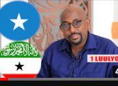 """""""1 Luulyo Somaliland waxay u tahay maalin madaw"""" Nuuradiin Diini"""