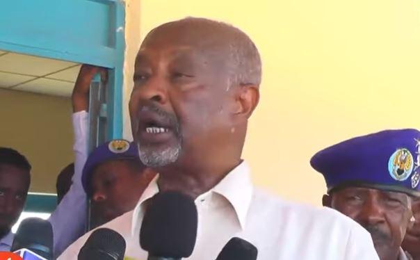 """Daawo """"Somaliland May Lahaan Jirin Gacan Ku Dhiigle La Barbar Galo"""" Wasiir Maxamed Kaahin"""