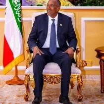 Madaxweyne Biixi Oo Sheegya Inuu Somaliland Uga Faa'iidayn Doono Marinka Istaraatiijiga Ah Ee Ay Ku Taalo