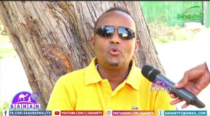 Gudaha:-Abwaan Cismaan Kujare Ayaa Ugabyey Salaadiinta Somaliland