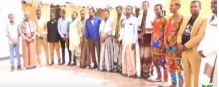 CEERIGAABO:-DHALINYARADA GOBOLKA SANAAG OO FARIIN U SOO DIRAY MADAXWEYNE MUUSE BIIXI CABDI