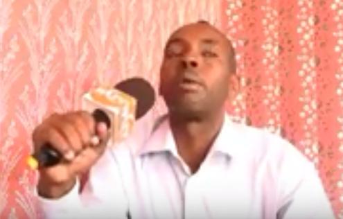 Gabiley:-Duqa Magaalada Gabiley Oo Lagu Eedeeyay Musuq Maasuq +Mooshin Ka Dhan Ah Maayirka Oo La Hor Keenay Golah Deeganka.