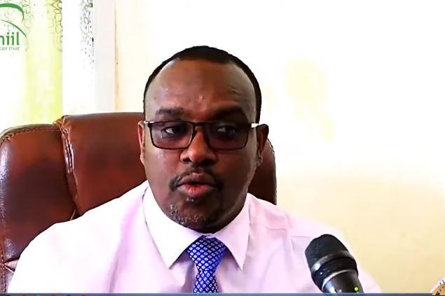 Wasiirka Biyaha Somaliland oo Shaaca Ka Qaaday In Wajaale Laga Hir Gelin Doono Biyo Gelin.