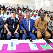 Hargaisa:-Madaxweyne-ku-xigeenka Jamhuuriyadda Somaliland oo Ka Qayb-galay Xus Ballaadhan oo Loo Sameeyey Maalinta Qaxoontiga Adduunka