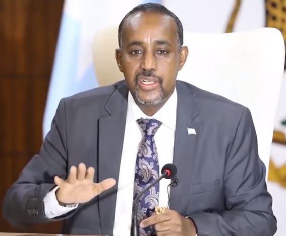 """Daawo """"Anigu Musharax Ma Ihi Doorashaduna Wakhtigeday Ku Dhacaysa Somaliland Iyana... ''RW Rooble"""