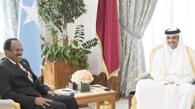 Heritage :-Qatar iyo xulufada Sucuudiga keebaa u wanaagsan Soomaaliya