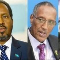Madaxweynihii Hore Ee Soomaaliya Oo Soo Saaray 5 Qodob Oo Lagu Xalin Karo Dagaalka Tuke-raq Ee Somaliland Iyo Puntland