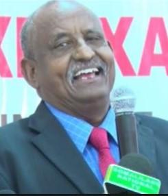 Dr. Gees Oo Lafo-gur Ku Samaynaya Isbedelka Geeska Afrika Iyo Saamaynta Isbedelkaas Ee Somaliland