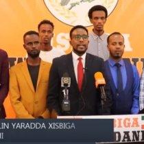 Deg Deg:-Xisbiga Waddani Oo Kalsoonida kala Noqday Daladda Dhalinyaradda Somaliland Ee Sonyo.