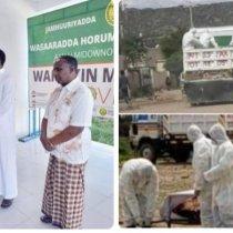 Gudaha:-Xukuumada Somaliland Oo Shaacisay Qofkii Kowad Ee U Geeriyooda Xanuunka Coved19