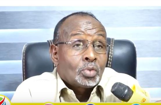 """Hargeisa:-""""Nashqadaynta Magaalooyinka Dalku Siduu uga Fuli karaa Laascanood""""Agaasimaha Wasarada Hawlaha Somaliland."""