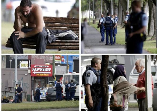 Daawo:-Qaabkii U Dhacay Weerarkii Masjidka New Zealand oo lagu dilay 49 ruux iyo cambaareyn caalami ah loo jeediyay.