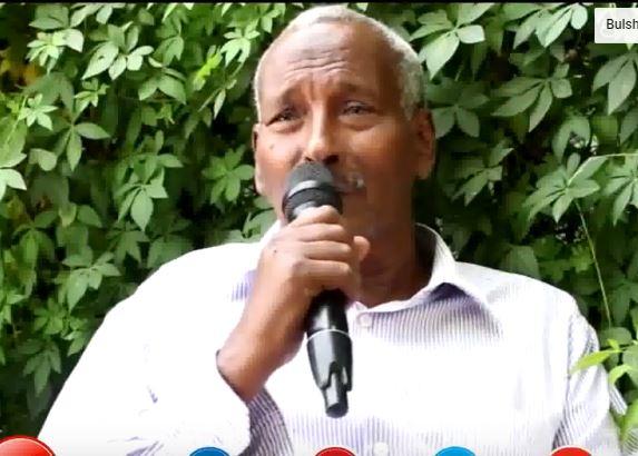 Gudaha:-Mamulka Jamacada Camuud Oo Luqad Adaga Kula Hadlay Faysal Cali Waraabe.