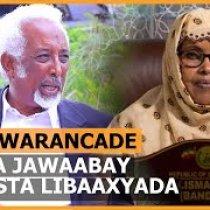 Siyaasi Cali Waran-cadde Oo Ka Jawaabay In Libaaxyadiisa Laga Raro Magaalada Hargeysa.