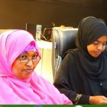 Hargaysa:-Agaasimaha Guud Ee Wasaarada Warfaafinta Somaliland Oo Tababar Usoo Xidhay Shaqalaha Wasaarrada Warfaafinta