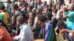 Boqolaal muhaajiriin Ethiopian ah oo ku go'doonsan magaalada Bosaso