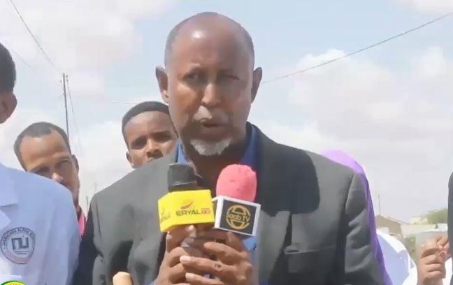 Burco: Daawo Wasaaradda caafimaadka gobolka Togdheer oo olole nadaafadeed bilawday