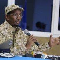 """Taliyihii Hore Ee Sirdoonka Soomaaliya Sambaloolshe Oo Taageeray Gooni Iskutaaga Somaliland """"Waa Inaan Fasaxno Somaliland, Aduunkana Gaadhsiinaa"""