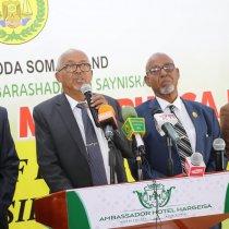 Madaxweyne Ku Xigeenka Somaliland Oo Daah-furay Barnaamijka Waxbarashada Ee Education Cannot Wait.
