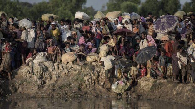 Britain oo dooneysa in maxkamad gaar ah lagula xisaabtamo milatariga Myanmar.