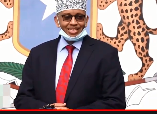 Wasiirka Wasarada Warfaafinta Somalia Oo Soo Bandhigay Afgaminbi Dhicisoobay Iyo Cida Waday.