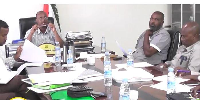 Hargeisa:-Wasaarada Maaliyada Somaliland Oo Dhamaystirtay Siyaasada Guud Ee Maaliyada Dalka.
