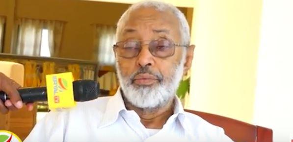Gudaha:-Siyaasi Eng Maxamuud Xaashi Oo Ka Hadlay Xaalada Somaliland Iyo Arimo Kale Oo Xasaasiya Ah.