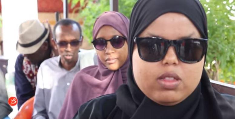 Daawo: Xubno ka tirsan ururka Dadka baahiyaha gaarka ah qaba oo difaacay maayar mooge