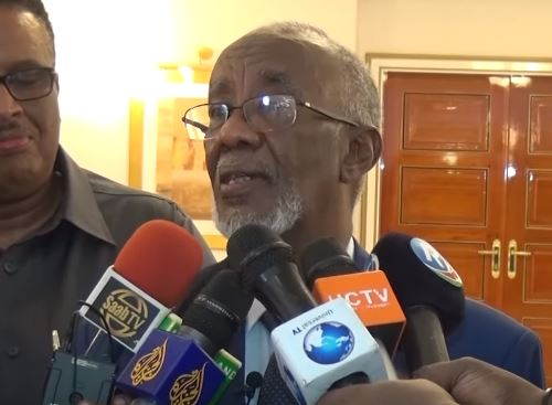 Gudaha:-Wasiirka arimaha Dibada Somaliland Oo Ka War Bixiyay Safarka Uu Madaxweynaha Somaliland Ku Tagay Dalka Jabouti