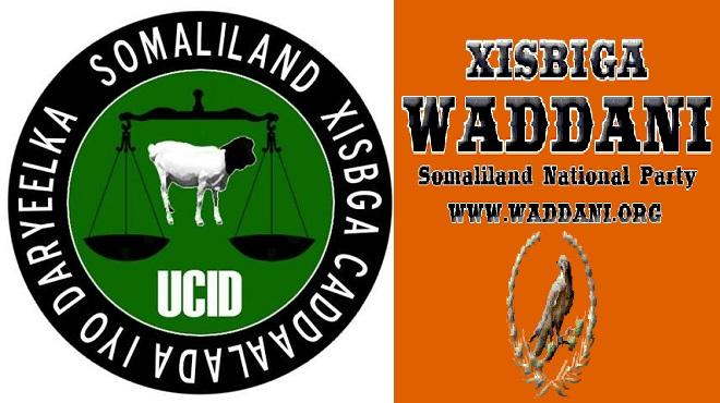 Gudaha:-Xisbiyada Mucaaradka Ah Ee Somaliland Oo Soo Dhaweeyey Go,aanka Xabad Joojinta Ah Ee Ceel Afweyn.