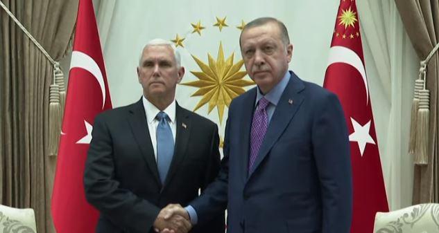 Daawo: Turkiga iyo Maraykanka oo ku muransan Dagaalka Turkigu ku qaaday Kurdiyiinta