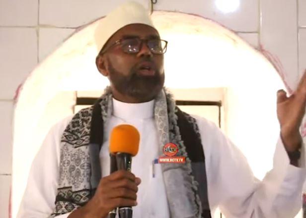 Borama: Daawo khudbadi jimcaha ee Sheekh saaweer oo ka hadlay adkaynta amniga