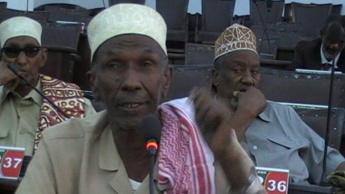 Hargeysa:Xildhibaan Guurti Ah Oo Baaq U Diray Mucaaridka Iyo Muxaafidka Somaliland