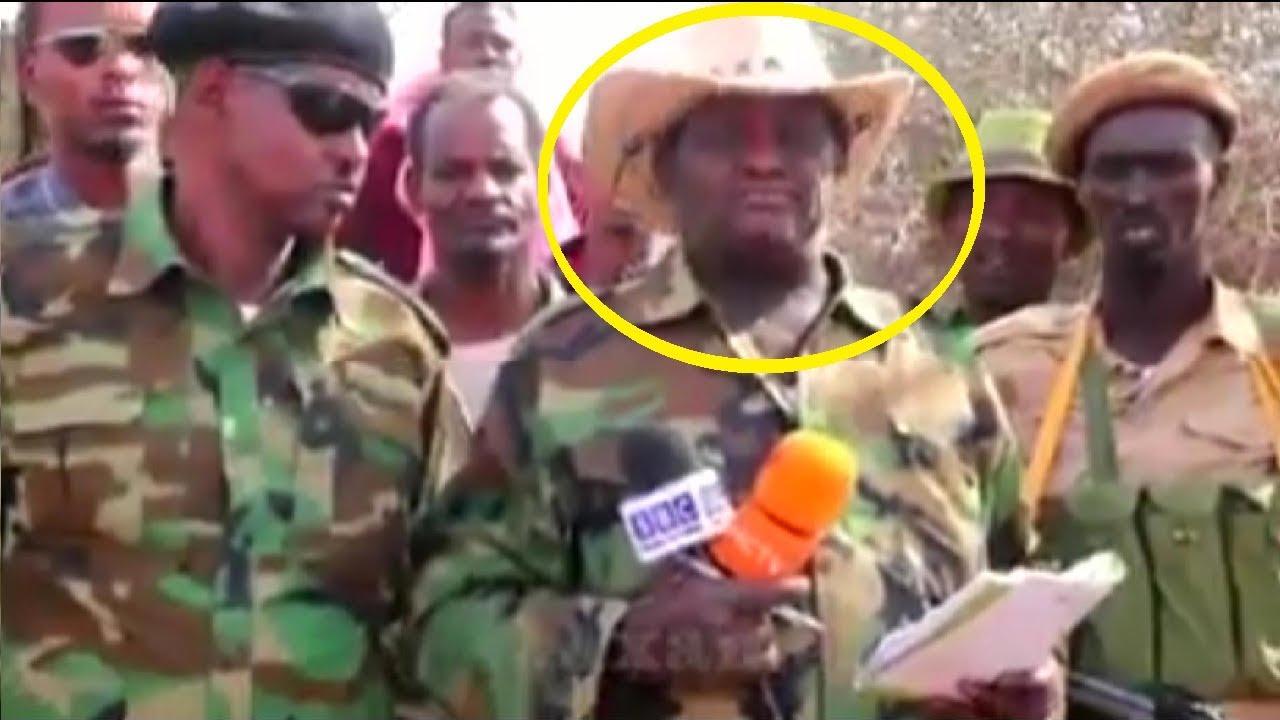 Taliye Caare Oo Iminka Ka Hadlay Ciidamada Somaliland Ee Gadooday Ee Jiida Hore