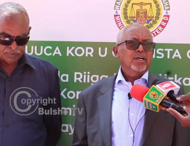 Hargeysa: Daawo Wasarada Biyaha Somaliland Oo Qalab La Wareegtay