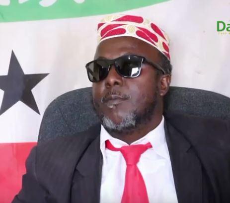 Daawo: Ururka Naafada Somaliland oo Madaxda Dowladda iyo Xisbiyada Baaq Culus u Diray