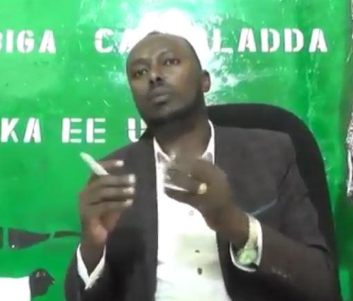 Daawo:-Xoghayaha Xisbiga Ucid Oo Eedihi Ugu Cuslaa Uu Jeediyey Golaha Wakiilada Somaliland Iyo Wasiirka Maaliyada.