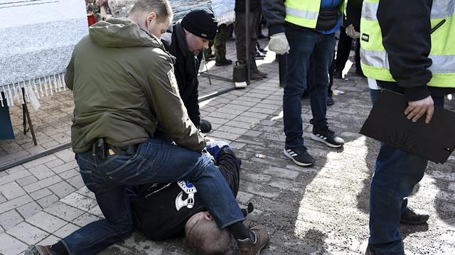 Finland:-Wasiir Ka Tirsan Dowladda Finland Oo Weerar Ka Badbaaday